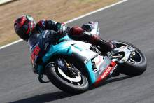 Quartararo storms to Spanish MotoGP win, Marquez crashes heavily