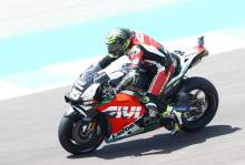 Crutchlow returns to 2019 Honda chassis, front end still 'critical'