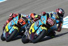 Moto2 Jerez - Warm-up Results