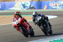 Andalucia MotoGP - Saturday LIVE!
