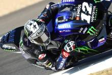 Pace setter Vinales 'feeling better' with every lap