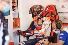 Marc Marquez withdraws from Andalucia MotoGP