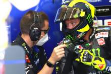 Rossi learning a lot in 'very good, very different' Munoz relationship