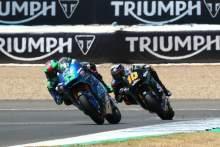 Moto2 Andalucia: Brilliant Bastianini eases to victory