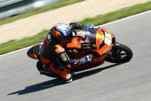 Moto3 Brno: Fernandez fastest for maiden pole