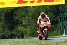 Bradl continues in place of Marc Marquez
