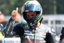 'Best weekend yet' sets Morbidelli's sights on first MotoGP podium