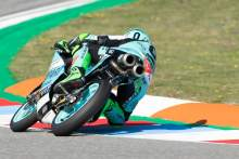 Moto3 Brno - Race Results
