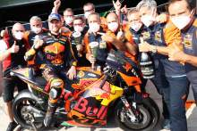 Crash.net MotoGP Top 10 Riders of 2020: 9th - BRAD BINDER