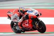 Miller quickest in wet-to-drying FP2 at Red Bull Ring