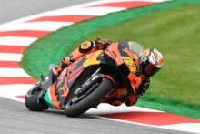 Austrian MotoGP - Free Practice (3) Results