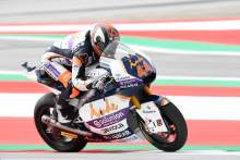 Moto2 Styria: Canet collects first pole position