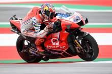 Miller: From the first lap it felt better...