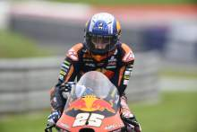 Fernandez on pole for the Moto3 Austria Grand Prix