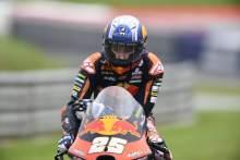 Fernandez on pole for the Moto3 Austria Grand Prix