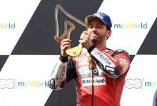 'Strange emotions' as Dovizioso win previews what Ducati could miss