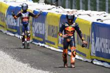 Oliveira: 'Pol didn't look…'