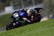 Vinales memuncaki FP1 MotoGP San Marino saat Yamaha memimpin Aprilia di Misano