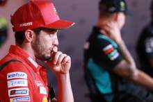 Dovizioso 'open' over 2021 MotoGP deal but 'won't race just to race'
