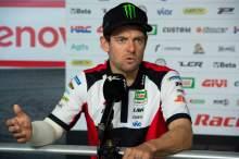 Cal Crutchlow, San Marino MotoGP. 11September 2020