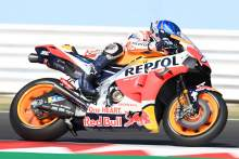Alex Marquez, San Marino MotoGP, 11 September 2020
