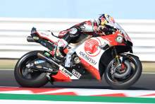 Takaaki Nakagami puts Honda back on top with maiden MotoGP pole