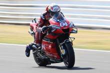 Dovizioso bemoans 'strange day', feels slower than lap times