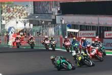 Emilia Romagna MotoGP - Race Day LIVE!