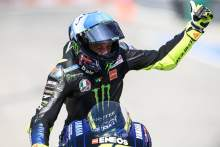 Rossi loses podium to Mir: 'Great shame, good weekend'