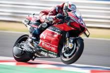 Andrea Dovizioso, Emilia Romagna MotoGP. 18 September 2020