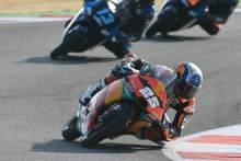 Moto3 Emilia Romagna - Qualifying Results