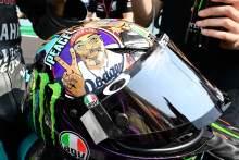 Franco Morbidelli, Helmet, Emilia Romagna MotoGP race. 20 September 2020