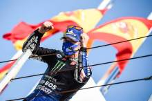 Maverick Vinales: Many people were doubting me in MotoGP…