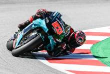 Fabio Quartararo, Catalunya MotoGP. 25 September 2020