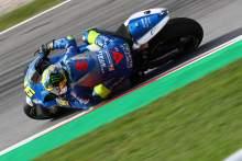 Joan Mir , Catalunya MotoGP. 26 September 2020