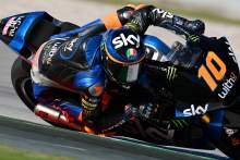 Moto2 Catalunya: Fastest lap fires Marini to pole position
