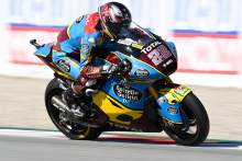 2020 Aragon Moto2 Grand Prix, MotorLand - Race Results