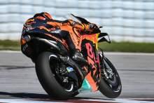 Pol Espargaro, Catalunya MotoGP. 26 September 2020