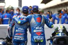 'The Suzuki way': Data sharing, parts guarantee, no secrets...