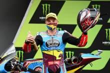 Sam Lowes, Moto2 race, Catalunya MotoGP. 27 September 2020
