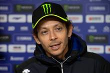 Rossi talks new Covid scare, Marquez injury, Crutchlow test rider