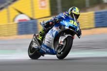 Joan Mir, French MotoGP. 9 October 2020