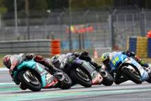 Fabio Quartararo, MotoGP race, French MotoGP. 11 October 2020