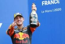 Pol Espargaro MotoGP race, French MotoGP. 11 October 2020