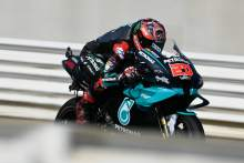 Quartararo bites back to lead PSRT 1-2 in Emilia Romagna MotoGP FP1