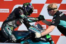 'Step-by-step' Morbidelli pitches for maiden win on home soil