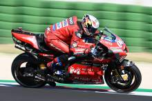 'Much better' - 'Different Dovi' at Misano 2?