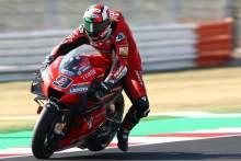 Danilo Petrucci , San Marino MotoGP. 12 September 2020