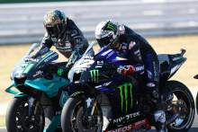 Yamaha extends MotoGP contract - expects Petronas, VR46 talks for 2022