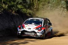 Rally Italia Sardegna - Shakedown results